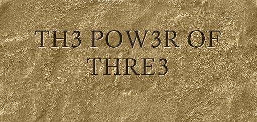 TH3-POW3R-OF-THRE3