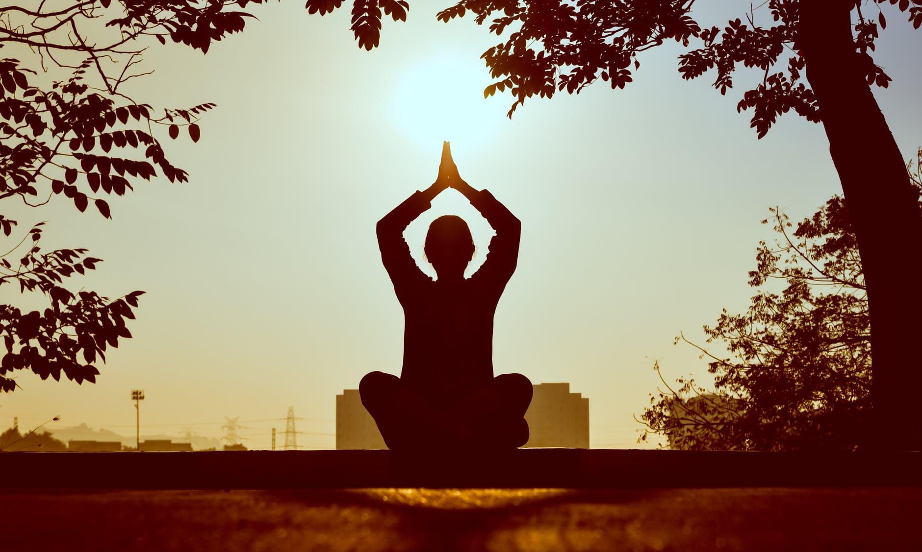 Yoga Meets Yah